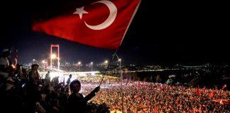 Iir Güneş Yakartepe Bitmeyen Yol Genç Şair Besteci ŞEHİTLER KÖPRÜSÜNDE 15 Temmuz Şehitler Bayrak