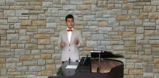 CESUR BAKIŞLI KAHRAMAN - Piyano Eşliğinde Şiirler:Güneş Yakartepe
