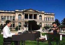 SENFONİK BESTE Işıkların Gölgesi Genç Bestekar: Güneş Yakartepe Gerçek Çok Sesli Piyano