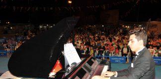 Dünya Su Günü Buluşması Açılış Konseri Bestesi Segah FUZULİ Su Kasidesi Makam Segah Tasavvuf Sufi İlahi Müzik BestesiEsenler Belediye Konseri Genç Besteci Güneş Yakartepe