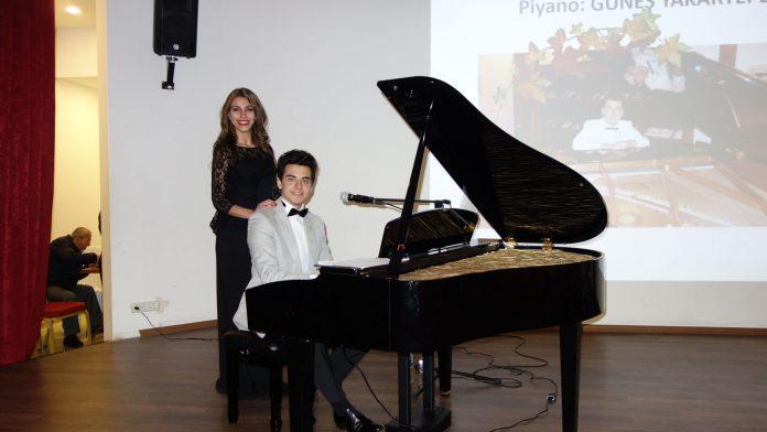 Genç Bestekar Güneş Yakartepe 2017 Yeni Besteleri Son Besteler Sınıflandırılma Klasik Türk Sanat Müzik Piyano