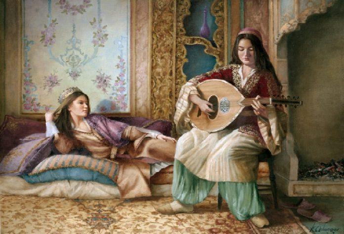 Kadın Besteciler Kimdir. Listesi, Kısaca Müzik Hayatları Ve Besteleri Bilgileri Klasik Sanat Osmanlı Türk Müziğinde Kadın Bestekarlar Musikisi Bayan Kız Hanım Besteciler