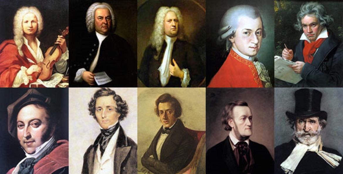 Klasik Batı Müziği Dönemlerİ Ünlü Bestecileri Beste Mozard Betthoven Dünya Ünlü Besteciler Kısa Hayat Hikaye Bilgi