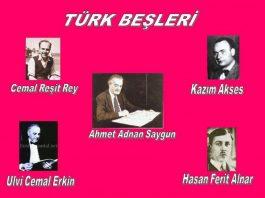 Türkiye Cumhuriyeti Klasik Batı Müziği Türk Beşleri Osmanlı Türk Musikisi. Müzik Nota Besteleri Konserleri Eserleri Türkiye Cumhuriyeti Musikisi. Müzik Nota