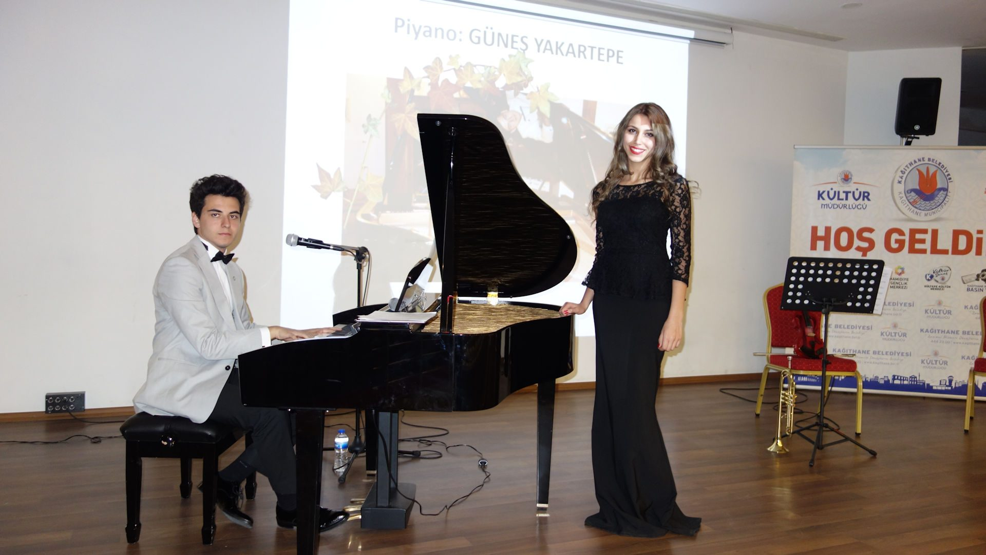 Genç Şair Bestekar Güneş Yakartepe 2017 En Yeni Son Besteleri Şarkıları, Türküleri, Marşları Piyano Konseri Türk Sanat Müzik İTÜ Konservatuvarı Kompozisyon