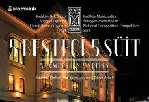2. Ulusal Beste Yarışması Ödül Alan Besteler Kadıköy Belediyesi Süreyya Operası Beste Yarışması Ödül Kazanan Genç Besteciler 2019 2020 Genç Besteciler Besteler Son