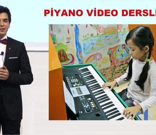 Piyano Dersi 4; Piyano İcadı-Tarihi İlk Klavsen-Piyanolar Nedir? Nasıl Farkı, Klasik Müzik Besteciler Kimdir?