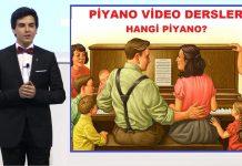 Piyano Dersi 5; Söyleşi, Akord Pedal Nedir, Piyanolar Çeşitleri Tuş Klavye Tel Ses Çalışması Bilgileri Açıklaması Anlatımı Piano Okulu Ders Kursu Pratik Video Akustik Piano Bilgi Piyanist Güneş Yakartepe