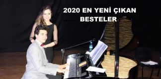 2020 YENİ ÇIKAN 11 ŞARKI BESTESİ, YEPYENİ SON BESTELERİ Genç Besteci; Güneş Yakartepe Yeni Son Beste Piyano Konser. PİYANO BESTELERİ, GENÇ BESTEKARLAR SON BESTE ESERLERİ