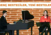 Merdiven Ağır Ağır Çıkacaksın Bu Merdivenlerden Şiir-Güfte; Şair Ahmet Haşim Yeni Beste, Yeni Besteler, 2020 Yeni Çıkan Şarkı, Son Bestesi Kompozitor Türk Bestekar Genç Besteci Solist Türk Müziği Piyano Düzenleme-Aranje